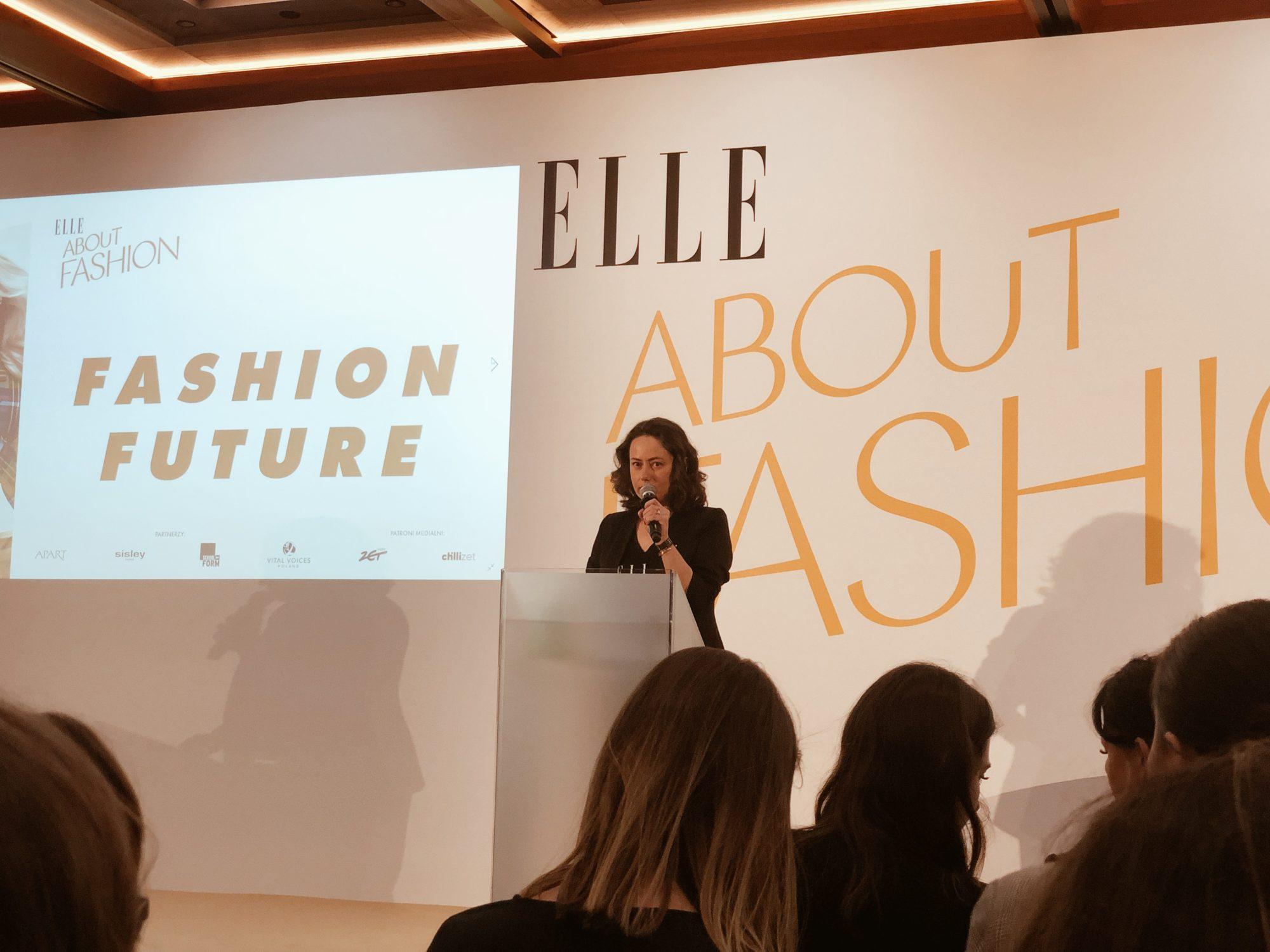 elle about fashion