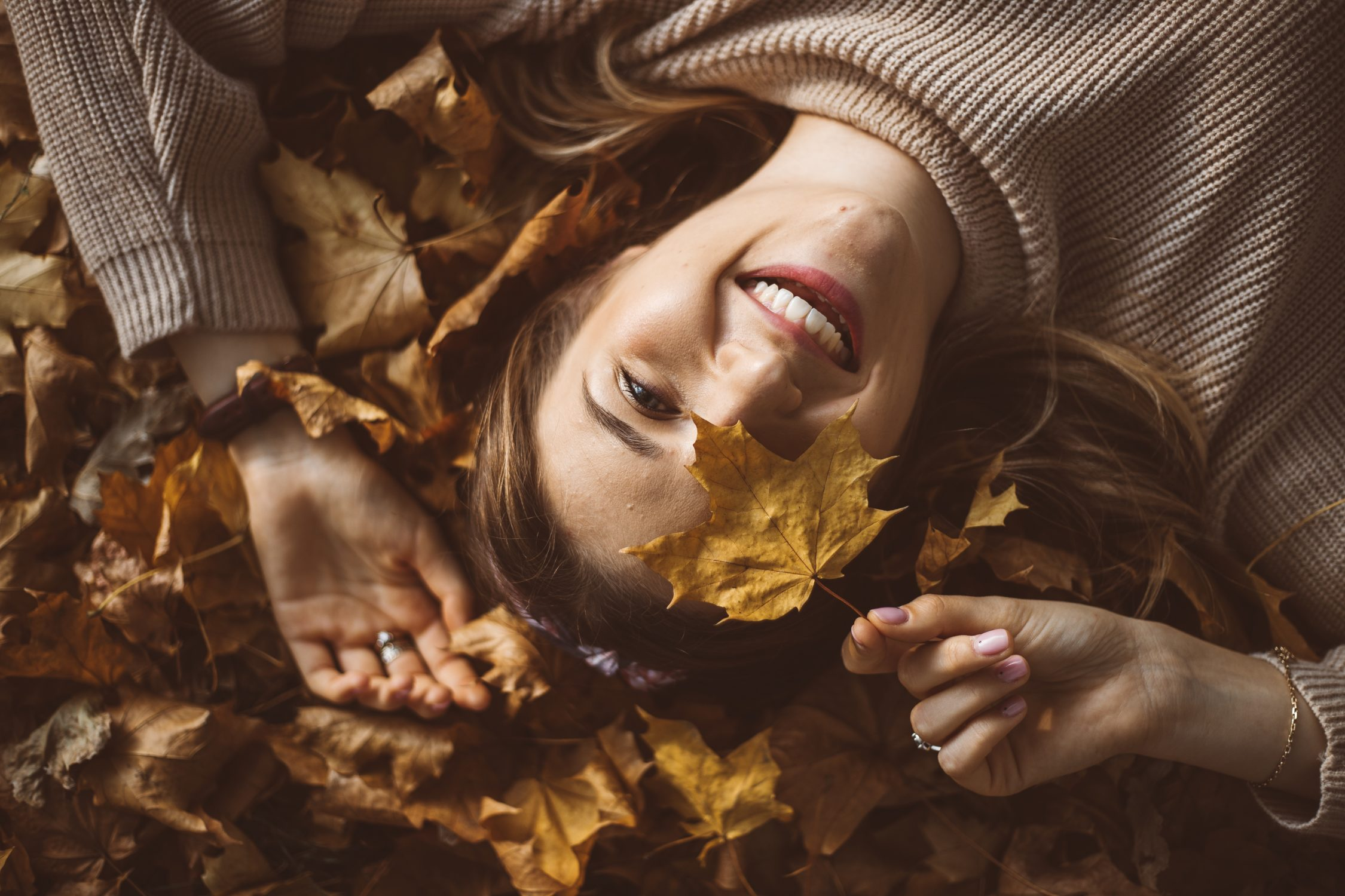 jesienna stylizacja